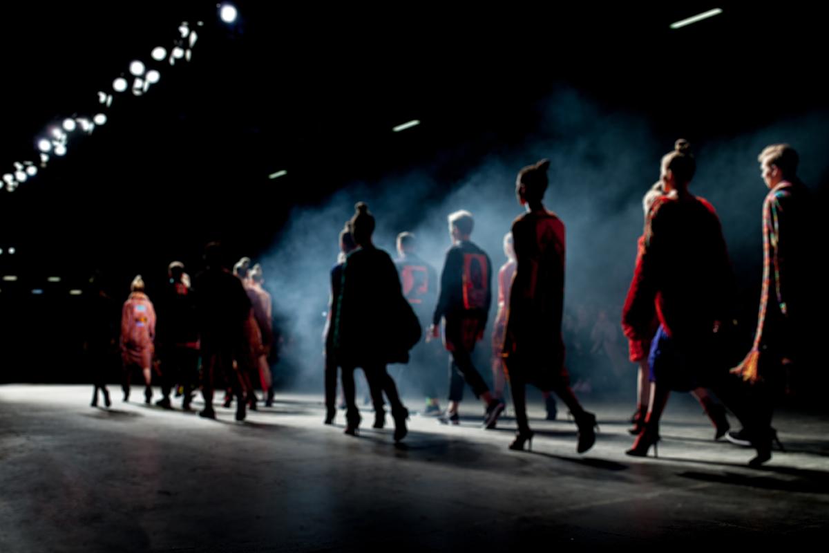 Fashion,Show,,Catwalk,Runway,Show,Event